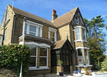 Thumbnail 1 bed flat to rent in Ellington Road, Ramsgate
