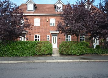 Thumbnail 4 bed terraced house to rent in Abbey Park Way, Weston, Crewe