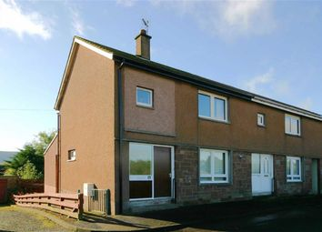 Thumbnail 3 bed end terrace house for sale in 13, East Back Dykes, Strathmiglo, Fife