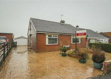 Thumbnail 2 bed semi-detached bungalow for sale in Roundhill Lane, Haslingden, Lancashire