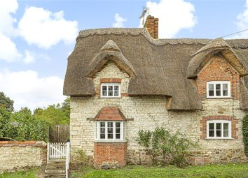 Thumbnail 3 bed semi-detached house for sale in Bishopstone, Swindon, Wiltshire