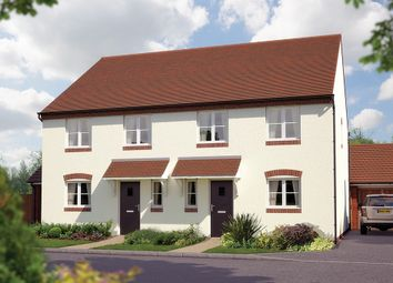 "Thumbnail 3 bed semi-detached house for sale in ""The Slimbridge"" at Drake Street, Welland, Malvern"
