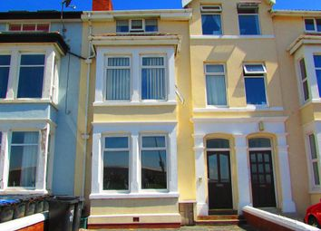 Thumbnail 1 bed flat to rent in North Promenade, Cleveleys, Lancashire