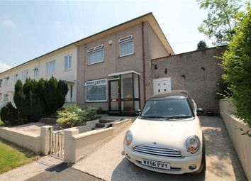 Thumbnail 3 bed end terrace house for sale in Barrowmead Drive, Lawrence Weston, Bristol