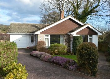 Thumbnail 2 bedroom detached bungalow for sale in Warneford Gardens, Exmouth, Devon