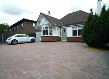 Thumbnail 3 bedroom detached bungalow for sale in Hobleythick Lane, Westcliff-On-Sea