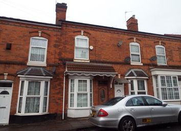 Thumbnail 2 bed terraced house for sale in Carpenters Road, Birmingham, West Midlands