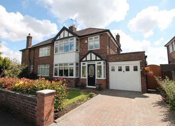 Thumbnail 3 bed semi-detached house for sale in Stuart Road, Windle, St. Helens