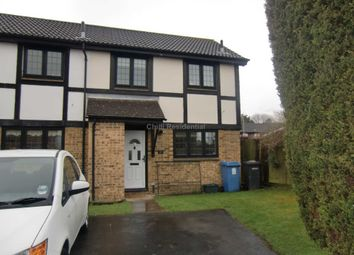 Thumbnail 2 bed end terrace house to rent in Morley Close, Yateley