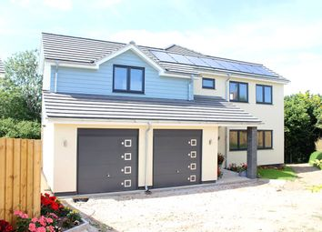 Thumbnail 5 bed detached house for sale in Kingsteignton, Newton Abbot, Devon