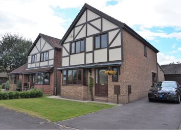 Thumbnail 4 bed detached house for sale in The Woodlands, Hull