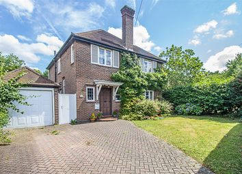Thumbnail 4 bed detached house for sale in Hare Lane, Claygate, Esher