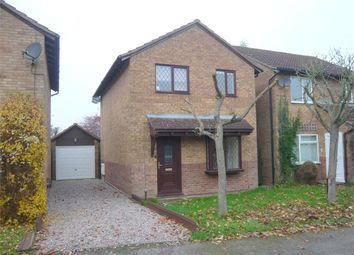 Thumbnail 3 bed detached house to rent in Cherwell Way, Long Lawford, Rugby, Warwickshire