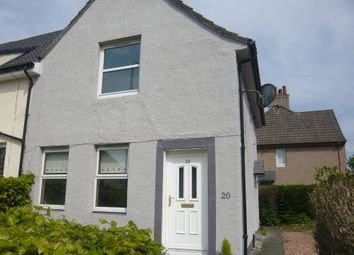 Thumbnail 2 bed end terrace house to rent in Kings Place, Rosyth, Dunfermline