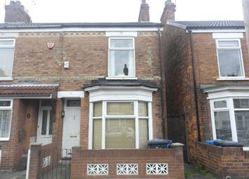 Thumbnail 4 bedroom property to rent in Edgecumbe Street, Hull
