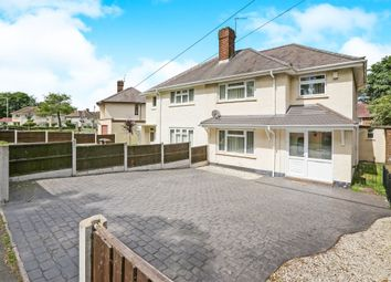 Thumbnail 3 bedroom semi-detached house for sale in Parklands Road, Wolverhampton