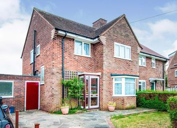Thumbnail 3 bed semi-detached house for sale in Chaucer Green, Croydon