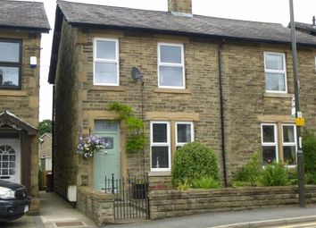 Thumbnail 3 bedroom semi-detached house for sale in Sheffield Road, Glossop, High Peak