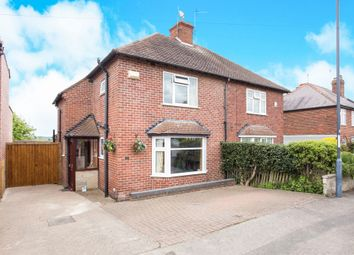Thumbnail 3 bed semi-detached house for sale in Princes Drive, Littleover, Derby