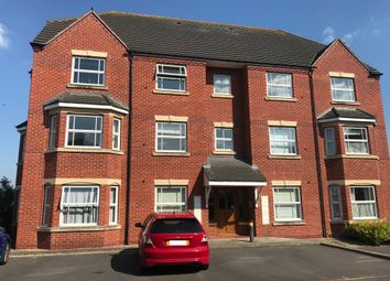 Thumbnail 2 bed flat for sale in John Gold Avenue, Newark