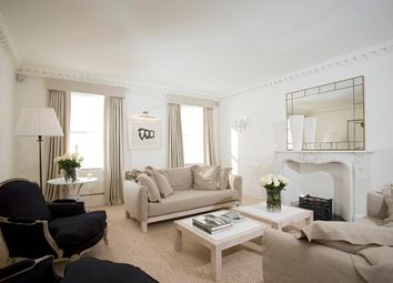 Thumbnail 3 bed flat to rent in Chester Square, London