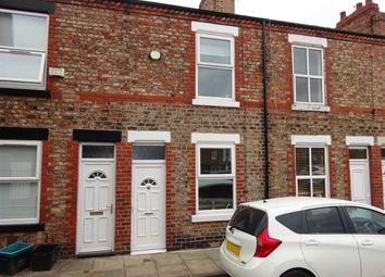 Thumbnail 2 bedroom terraced house for sale in Pembroke Street, Burton Stone Lane, York