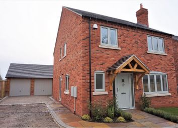 Thumbnail 4 bed detached house for sale in 4 Caulkley View, Hartshorne