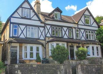 Thumbnail 4 bedroom terraced house for sale in Wells Road, Bath
