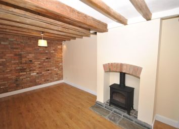 Thumbnail 2 bed cottage to rent in Woodgate, Rothley, Leicester