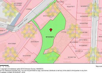 Land for sale in Land On Blenheim Chase, Off Barnsley Road, Scissett, Huddersfield HD8