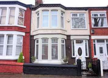 Thumbnail 3 bedroom terraced house for sale in Devonfield Road, Liverpool