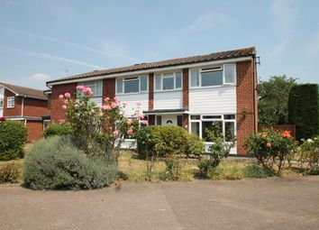 Thumbnail 4 bed semi-detached house for sale in Water Mill Way, South Darenth, Dartford, Kent