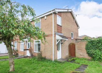 Thumbnail 2 bed town house to rent in Hatherleigh Close, Mapperley Plains, Nottingham