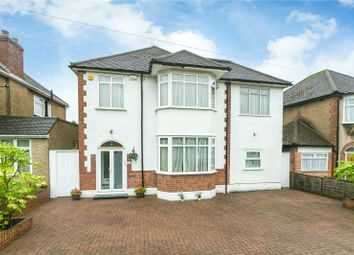 Thumbnail 5 bedroom detached house for sale in Broadfields Avenue, Edgware