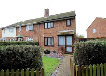 Thumbnail 2 bed end terrace house for sale in Pulleys Lane, Hemel Hempstead