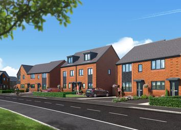 Thumbnail 2 bedroom semi-detached house for sale in Levens Street, Salford