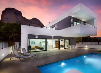 Thumbnail 3 bed villa for sale in Polop, Polop, Spain
