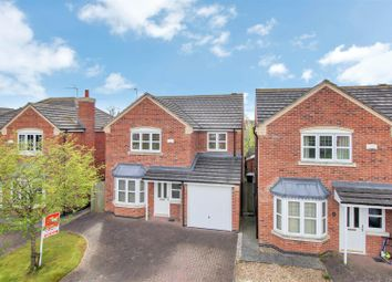 Thumbnail 4 bed property for sale in Durham Close, Melton Mowbray