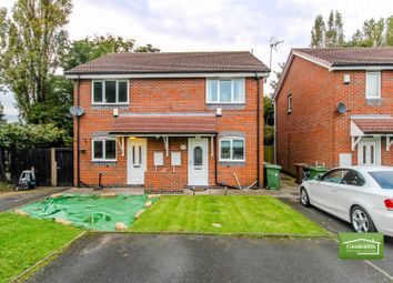Thumbnail 3 bed semi-detached house for sale in Usk Close, Bloxwich, Walsall