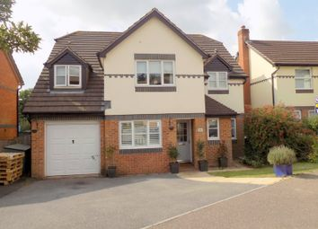Thumbnail 6 bed detached house for sale in St Briac Way, Exmouth, Devon