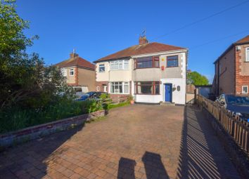 Thumbnail 3 bedroom semi-detached house for sale in Downham Road South, Heswall, Wirral