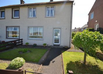 Thumbnail 2 bed semi-detached house for sale in 41, Queens Drive Hawick