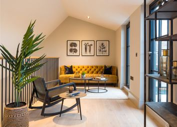 Thumbnail 3 bedroom flat for sale in Cabul Road, Battersea, London