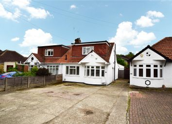 Thumbnail 4 bed bungalow for sale in Lower Road, Hextable, Kent