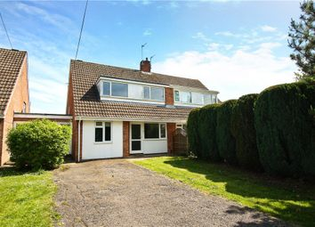 Thumbnail 4 bed semi-detached house for sale in Fleckers Drive, Cheltenham, Gloucestershire