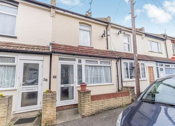Thumbnail 3 bed terraced house for sale in Charter Street, Gillingham