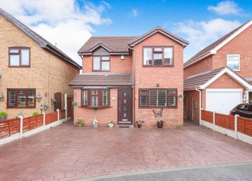 Thumbnail 3 bedroom detached house for sale in Mirfield Close, Pendeford, Wolverhampton