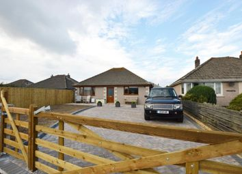 Thumbnail 5 bed detached bungalow for sale in Clifton Road, Park Bottom, Redruth, Cornwall