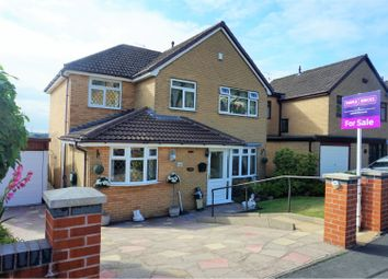 Thumbnail 4 bed detached house for sale in Sunnyfield Oval, Stoke-On-Trent