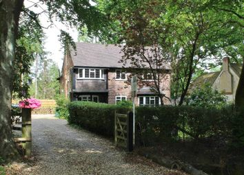 Thumbnail 4 bed detached house to rent in Holmsley Road, Wootton